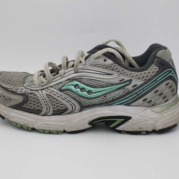 Offer Special Of Shop Discount Saucony Grid Phantom Silver
